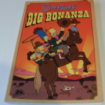 The Simpsons Comics Big Bonaza Graphic Novel Book